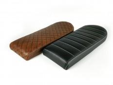 Sitzbänke ohne Höcker