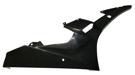 - Kein Hersteller - Front fairing lower part right side for YAMAHA YZF R6, RJ11