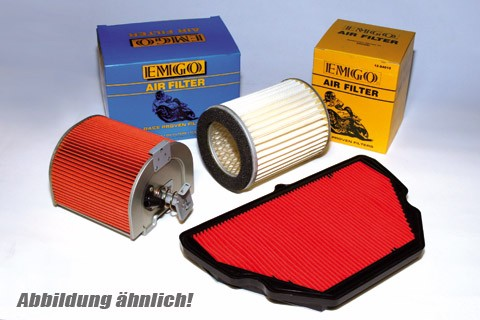 EMGO Luftfilter für KAWASAKI Z 650/750, Z 750 E/LTD 4. Zylinder 80-84