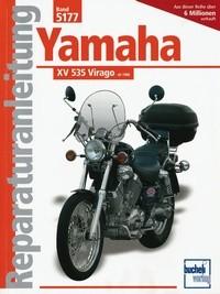 Motorbuch Bd. 5177 Reparatur-Anleitung YAMAHA XV 535 (ab 1989)