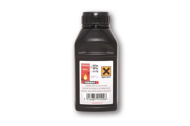 FERODO Bremsflüssigkeit DOT 4, 250 ml
