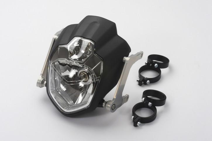 Urban Scheinwerfer-Kit 50/53 mm, schwarz