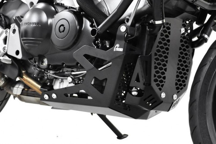 IBEX Motorschutz schwarz, HONDA VFR 800 X Crossrunner 15-18