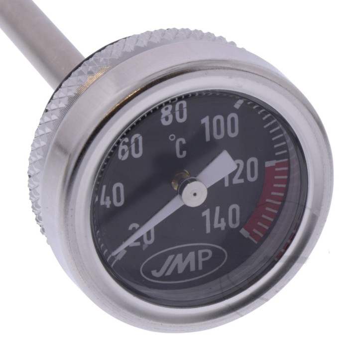 Oiltemperature GAUGE, Black Edition for BMW R 45 65 75 80 100