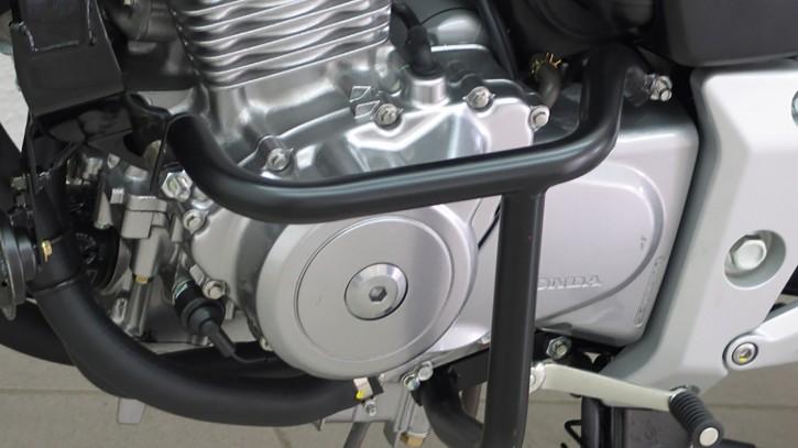 FEHLING Engine guard, black, Honda CBF 500, (PC39) 2004-2009