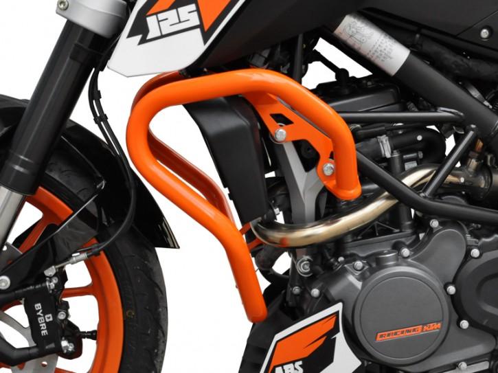 IBEX Crash bar KTM Duke 125/200 (11-) Orange