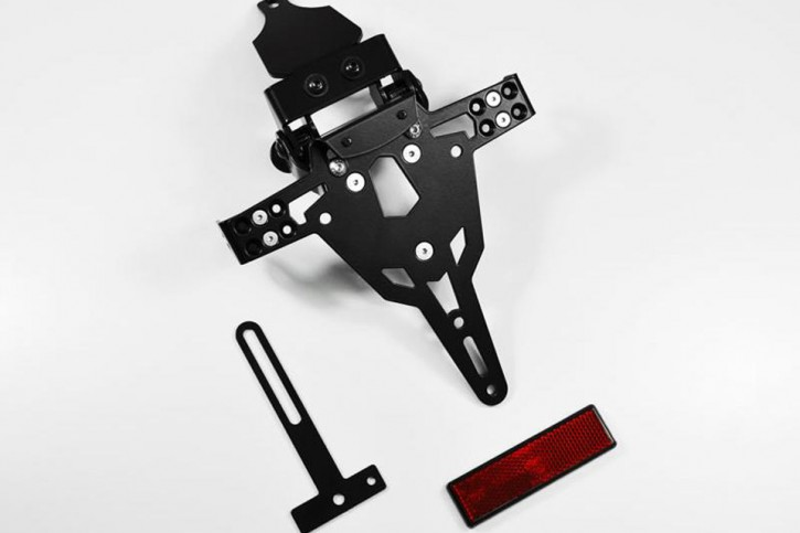 IBEX-Pro License plate holder APRILIA SL 750 Shiver 07-16