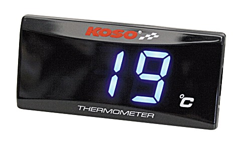 KOSO Thermometer for oil- or water temperature