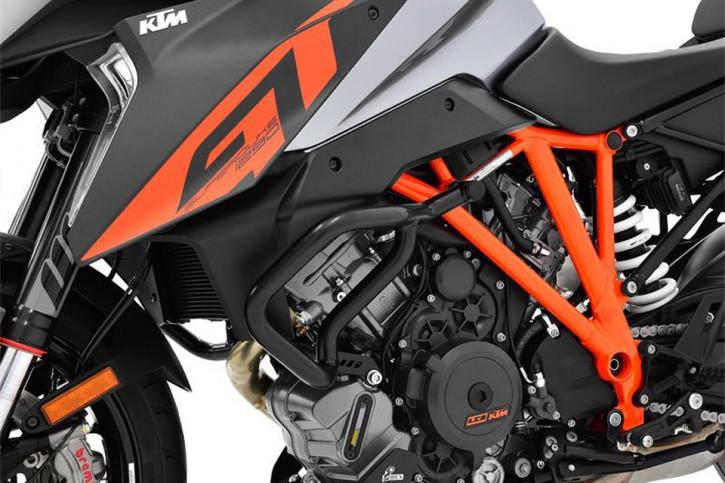 IBEX Crash bar KTM 1290 Super Duke GT 16-18, black