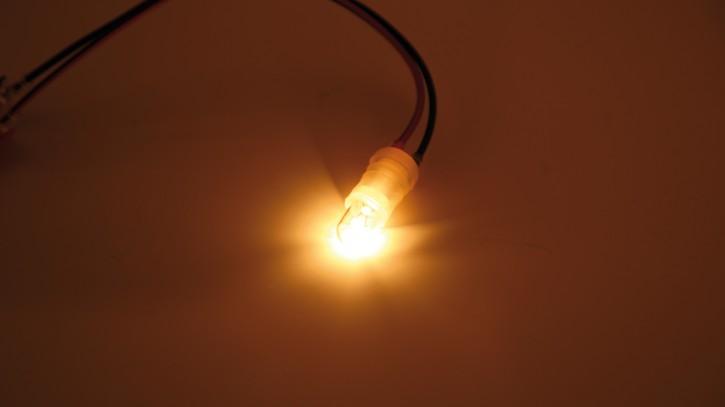 Standlichtbirne 3W mit Gummisockel