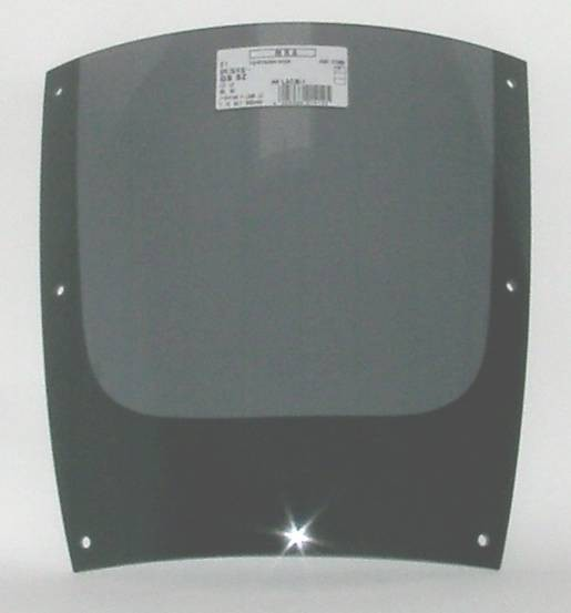 MRA Shield, KAWASAKI GPX 750 R, smoke, OEM shape