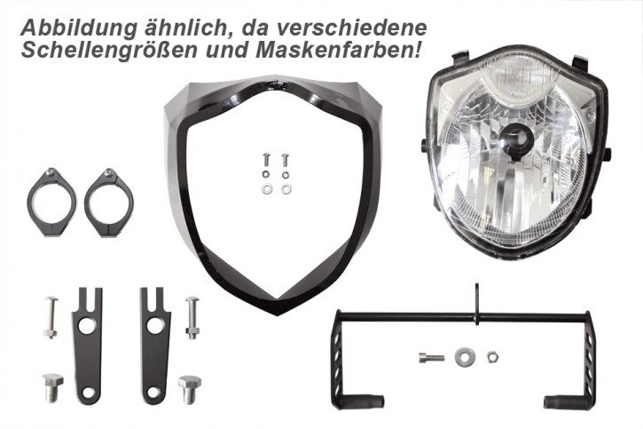 BA1 Scheinwerfer Set 47-49-50-52-54 mm