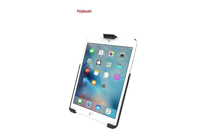RAM Mounts Gerätehalteschale für Apple iPad mini 4 (ohne Schutzhüllen/-gehäuse)