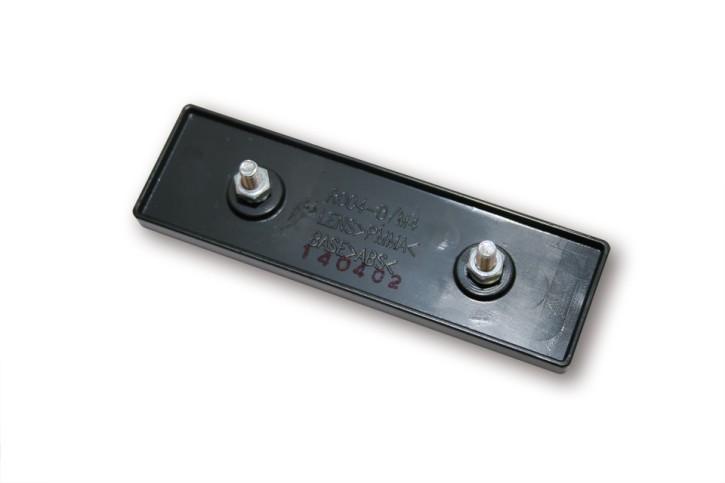 - Kein Hersteller - Reflector, rectangular with 2 x M4 threaded bolt
