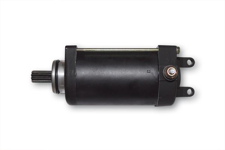 motoprofessional Anlasser, schwarz, für HARLEY-DAVIDSON