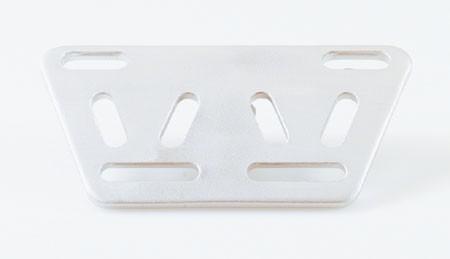 - Kein Hersteller - Bracket for two 3 1/2 or 4 1/2 inch headlamps