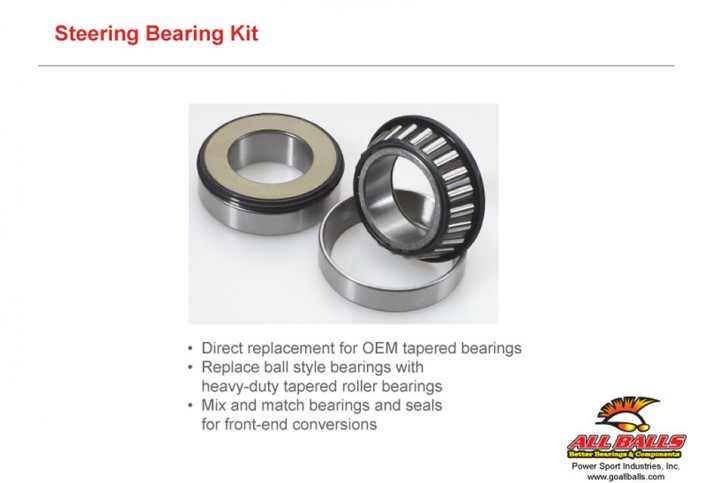 ALL BALLS Steering bearing kit 22-1019