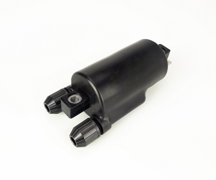 12V IGNITION COIL for HONDA CB- / CBX- / GL- / XL-models and KAWASAKI GPZ- / GTR-models