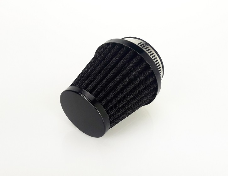 Performance AIR FILTER, 50-54mm, all black