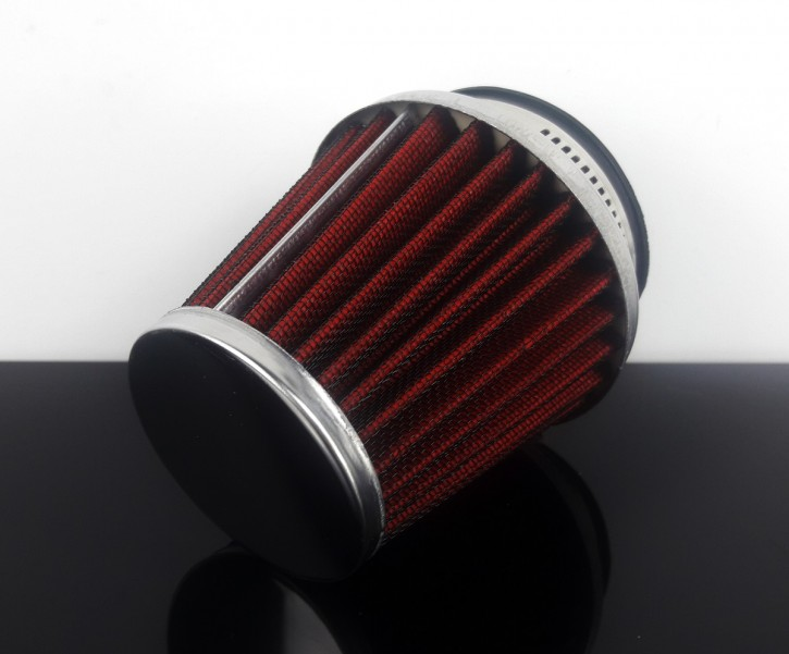 Performance AIR FILTER, 52mm, red