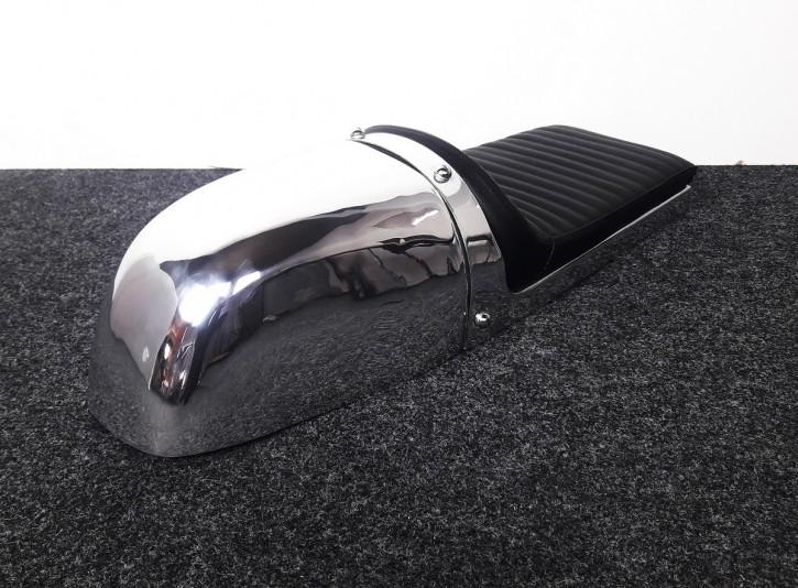 SITZBANK im Ducati Imola Stil, Aluminium poliert
