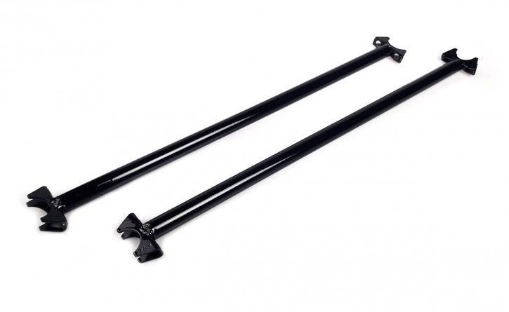 FRAME BAR f. reinforcement, for BMW R-models Bj.1970-1996, black
