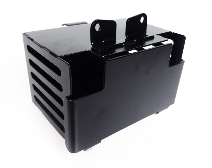 BATTERY BOX Under engine f. BMW R45 R65 R80 R100