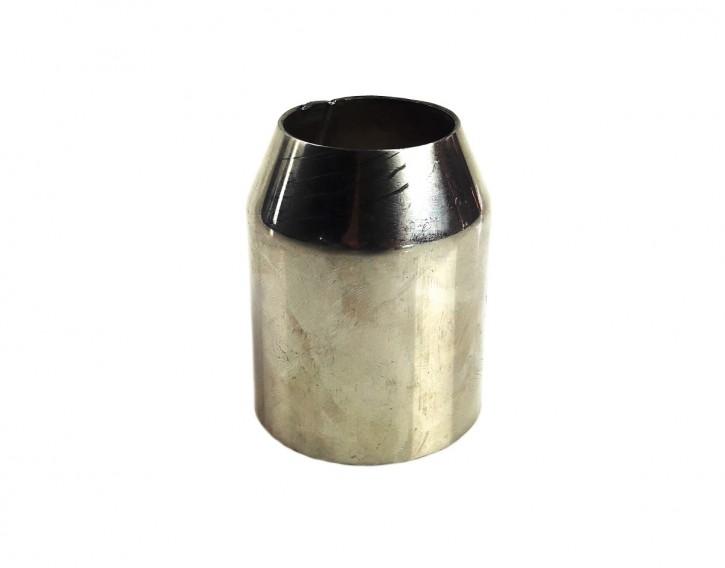 Auspuff- / Krümmer-ADAPTER, Reduzierrohr von ca. 38 - 51mm