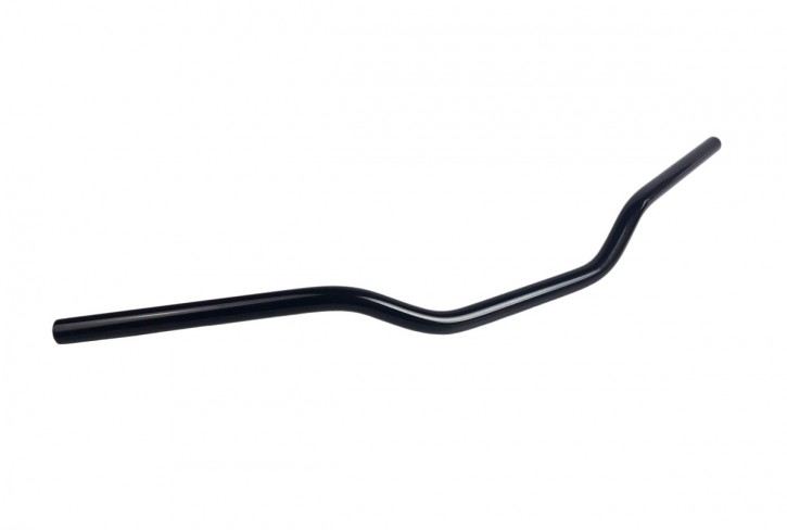 "HANDLEBAR ""superbike A01"" by LSL, 22,2 mm, alloy black anodized, homologated"
