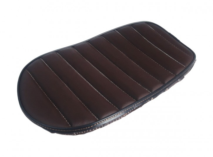 CUSHION / artificial leather for motorcycle seats
