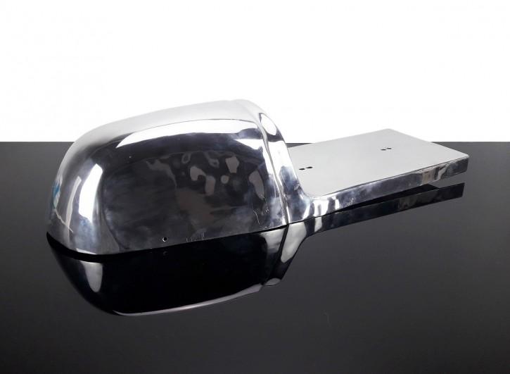 SITZBANK ROHLING im Ducati Imola Stil, Aluminium poliert