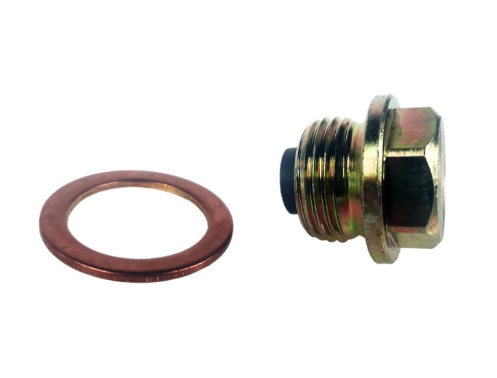 Oil drain BOLT, magnetic, f. BMW R-models