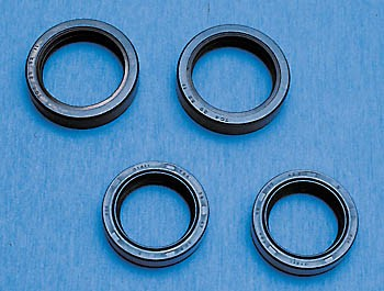 - Kein Hersteller - Fork radial shaft seal set, A 072