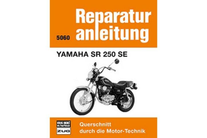 Motorbuch Bd. 5060 Reparatur-Anleitung YAMAHA SR 250 SE