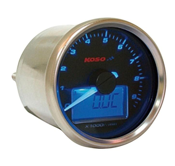 KOSO Speedometer GP style D55