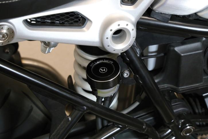 HIGHSIDER Universal CNC Kappe für den Bremsflüssigkeitsbehälter, Ø 52 mm