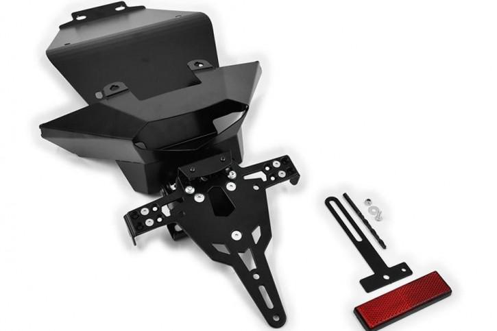 IBEX-Pro License plate holder KTM 125 Duke/200/390 Duke