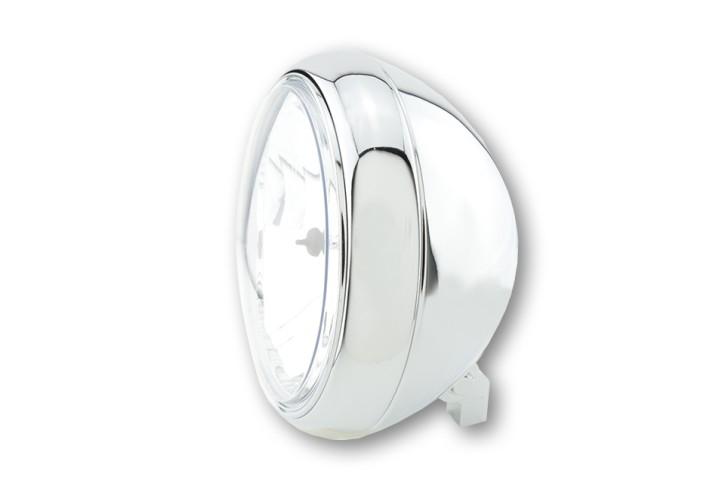 SHIN YO 7 inch YUMA 2 main headlight, chrome