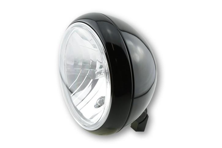 SHIN YO 7 inch YUMA 2 main headlight, shiny black