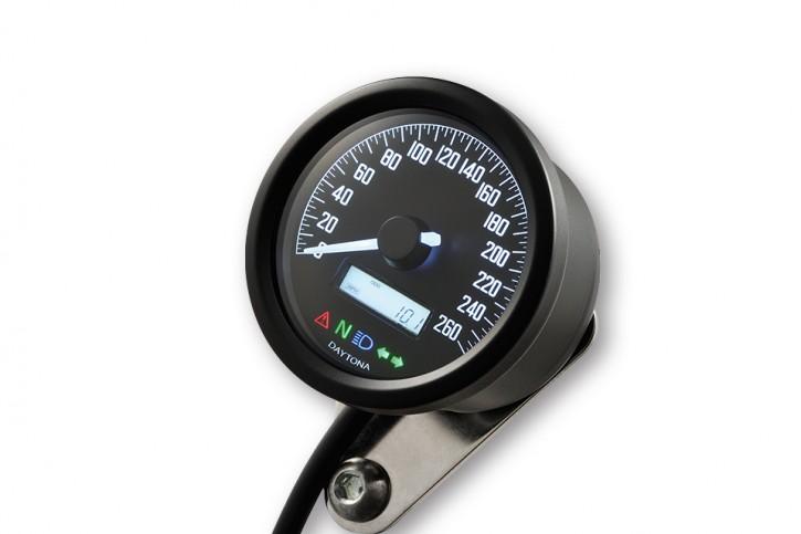 Digital SPEEDO/Speedometer/Tachometer, DAYTONA VELONA 2, to 260 Km/h