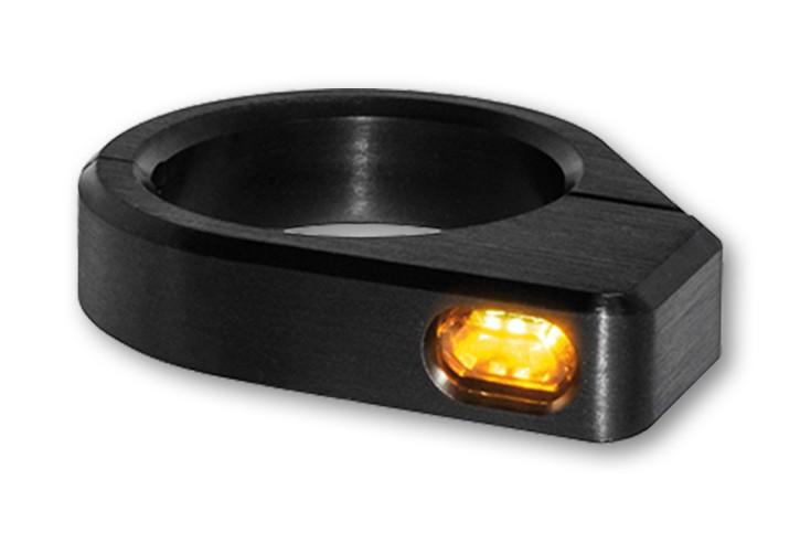 ZC-Line Gabel Blinker MICRO 49mm (bis 47mm) schwarz