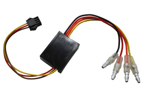 HIGHSIDER Spare electronic box 1 for taillight/indicator unit BLAZE