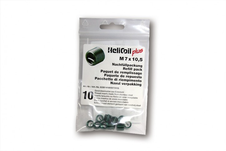 HELICOIL Refill pack thread inserts M 7