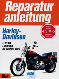 Motorbuch Bd. 5145 Reparatur-Anleitung HARLEY-DAVIDSON Evolution