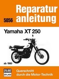 Motorbuch Bd. 5056 Reparaturanleitung YAMAHA XT250 80-