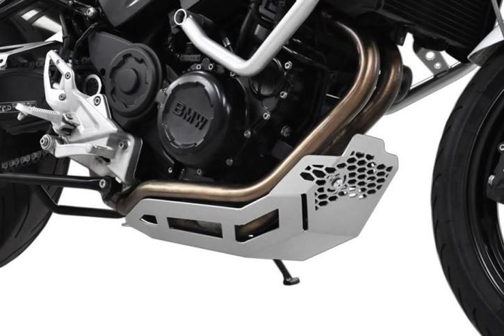 IBEX Motorschutz silber BMW F 800 R