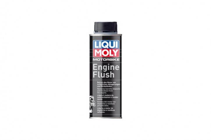 LIQUI MOLY Motorbike Engine Flush, 250 ml