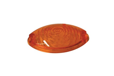 SHIN YO Lens for cat-eye indicator, amber, E-mark
