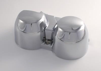 - Kein Hersteller - Lower cover for original speedometer for HONDA