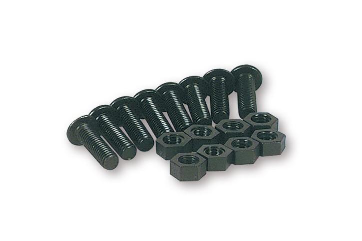 - Kein Hersteller - Screw assortments for fairings, alu, 8 pcs.